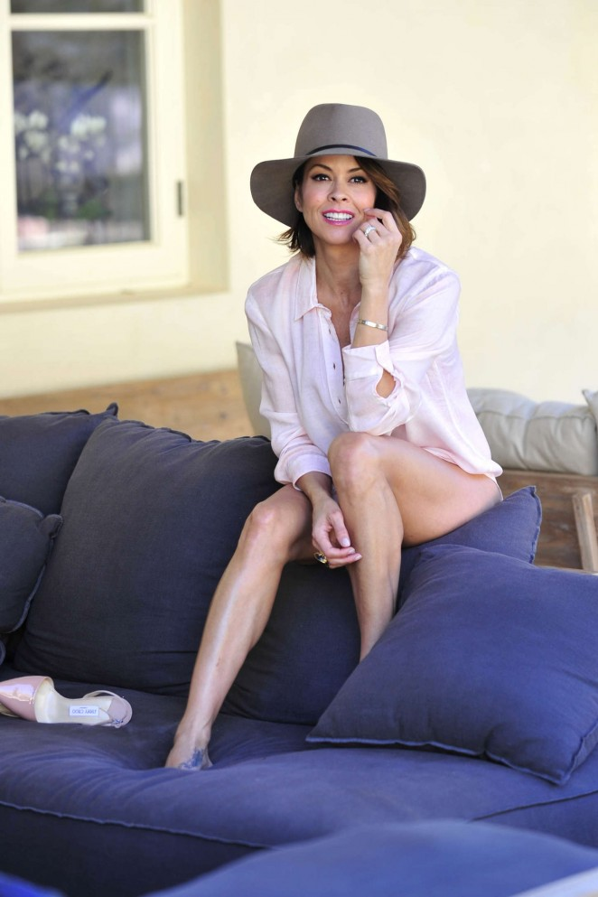 Brooke Burke: Michael Simon Photoshoot 2015 -77