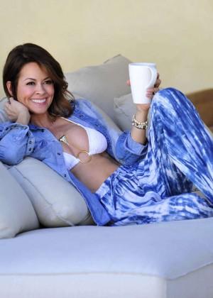 Brooke Burke: Michael Simon Photoshoot 2015 -79