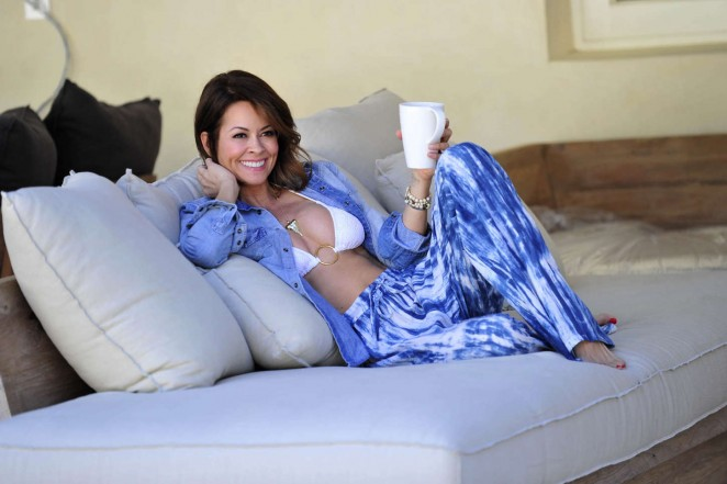 Brooke Burke: Michael Simon Photoshoot 2015 -79
