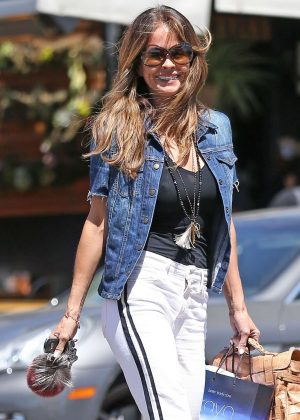 Brooke Burke - Out in Santa Monica