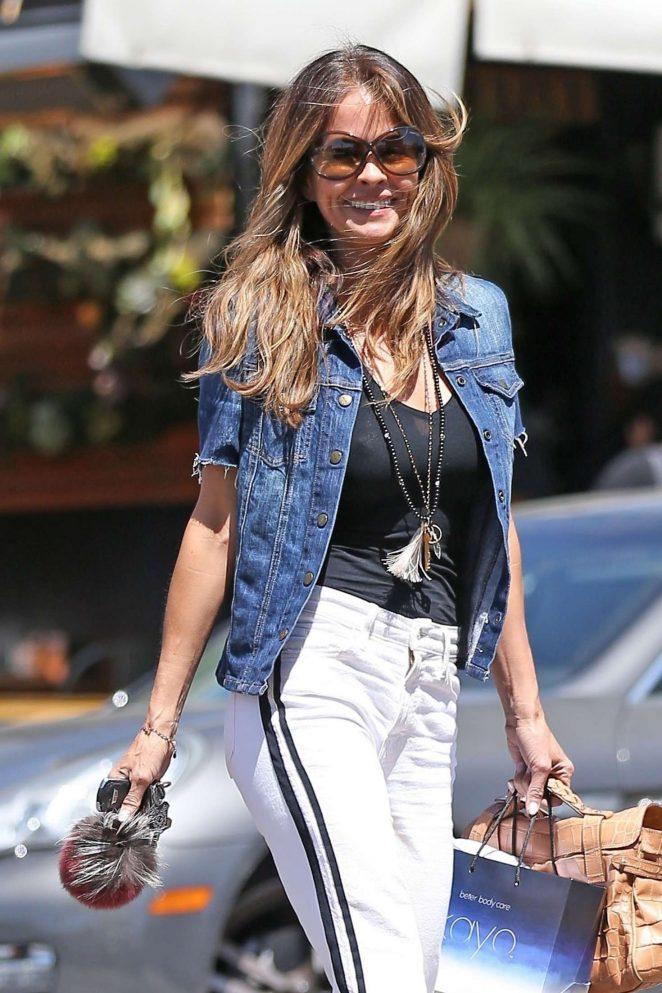 Brooke Burke - Out in Santa Monica