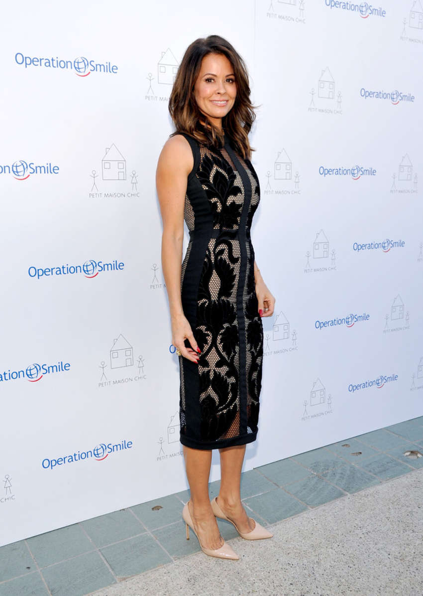 Brooke burke petit maison chic fashion show 2015 03 for Fashion maison