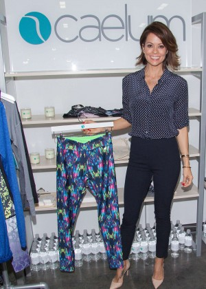 "Brooke Burke - Promotes her ""Caelum Lifestyle' Fall 2015 Line in Las Vegas"