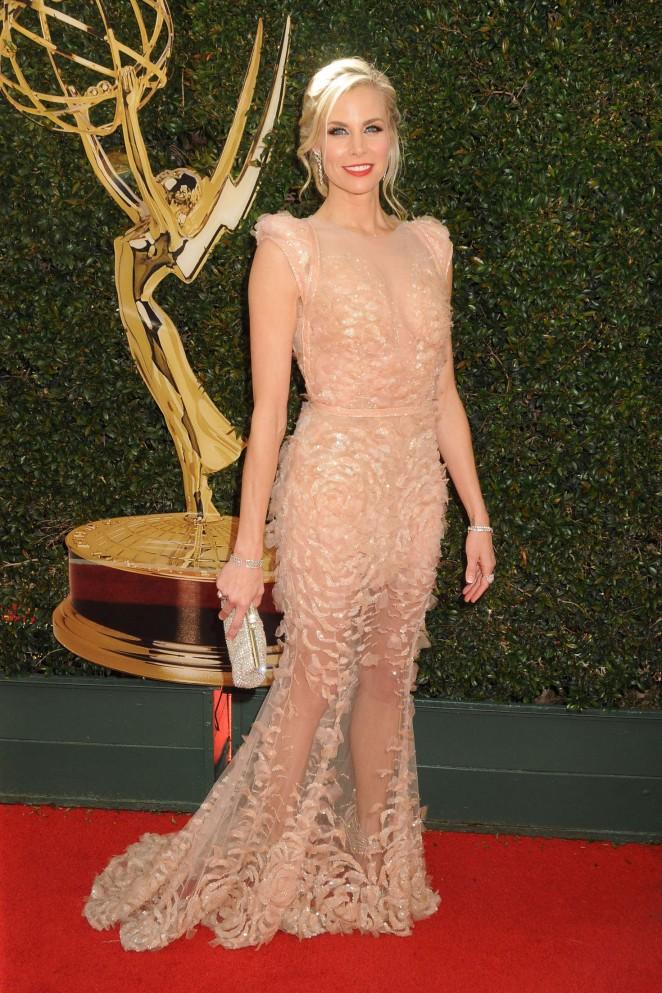 Brooke Burns - 2016 Daytime Emmy Awards in Los Angeles