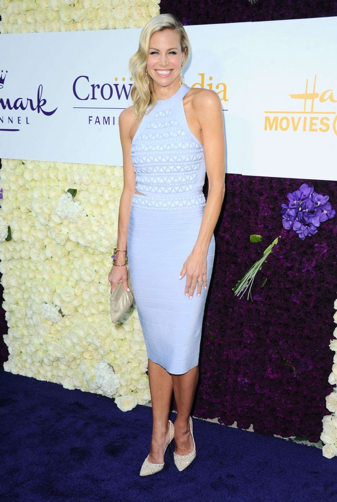 Brooke Burns - Hallmark Channel 2015 Summer TCA Tour in Beverly Hills