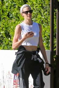 Brooke Burns - Out for a stroll