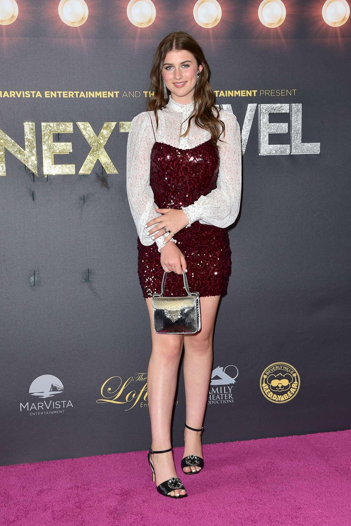 Brooke Butler 2019 : Brooke Butler – Next Level LA Premiere-02