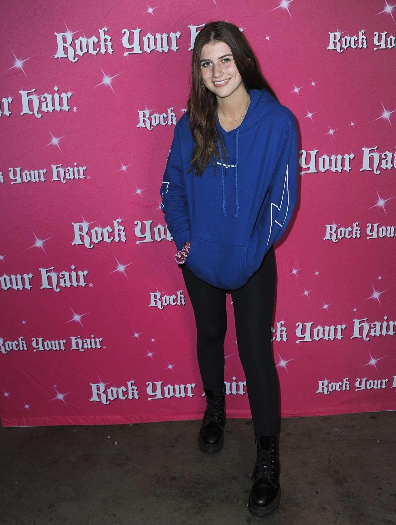 Brooke Butler 2019 : Brooke Butler – Pictured at Rock Your Hair Studio in Burbank-03