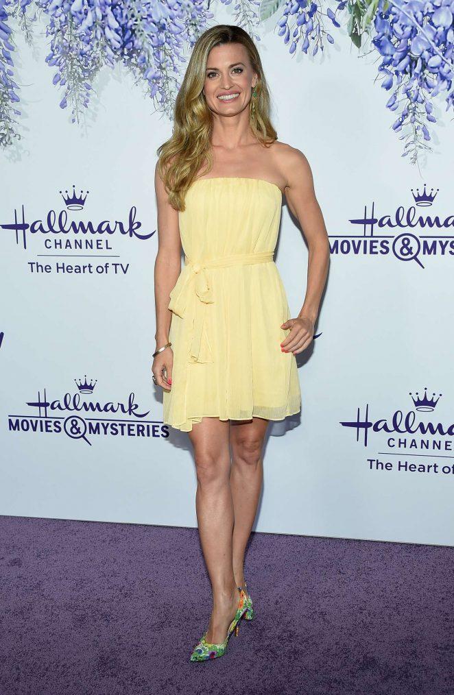 Brooke D'Orsay - 2018 Hallmark's Evening Gala TCA Summer Press Tour in LA
