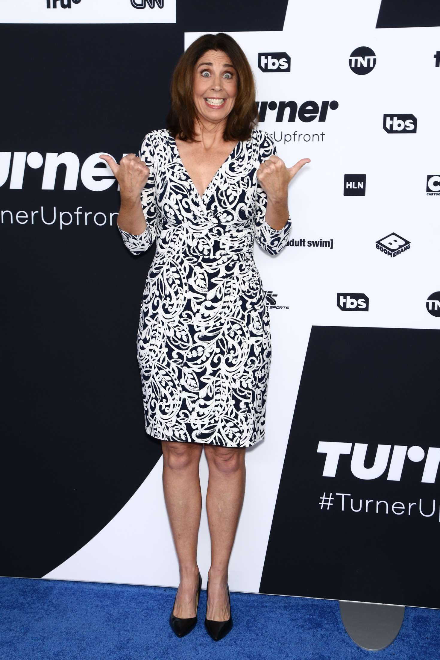 Brooke Dillman 2017 : Brooke Dillman: Turner Upfront Presentation -08