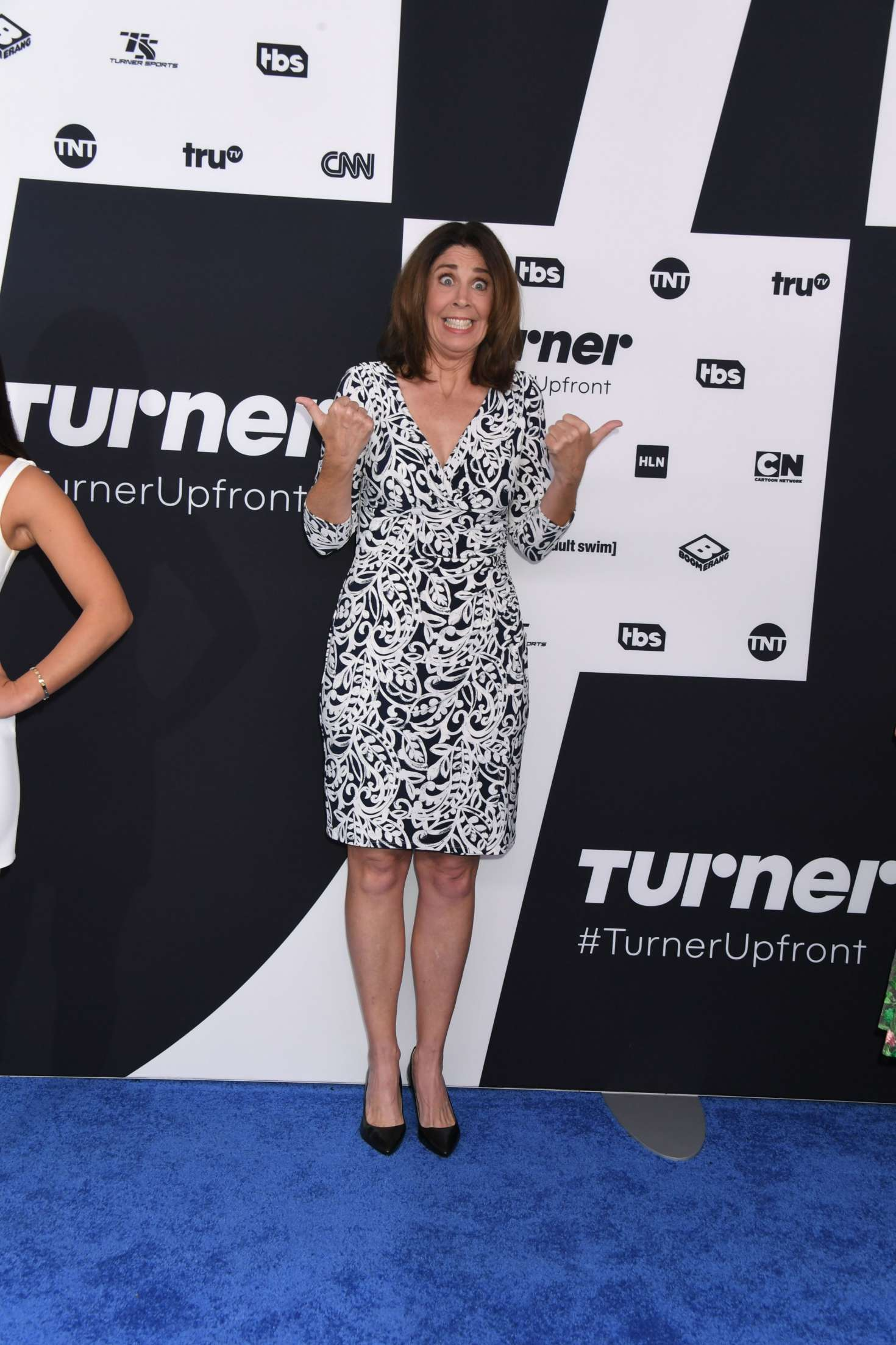 Brooke Dillman 2017 : Brooke Dillman: Turner Upfront Presentation -11