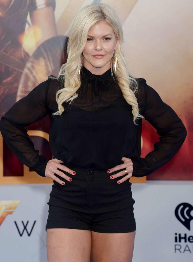 Brooke Ence - 'Wonder Woman' Premiere in Los Angeles