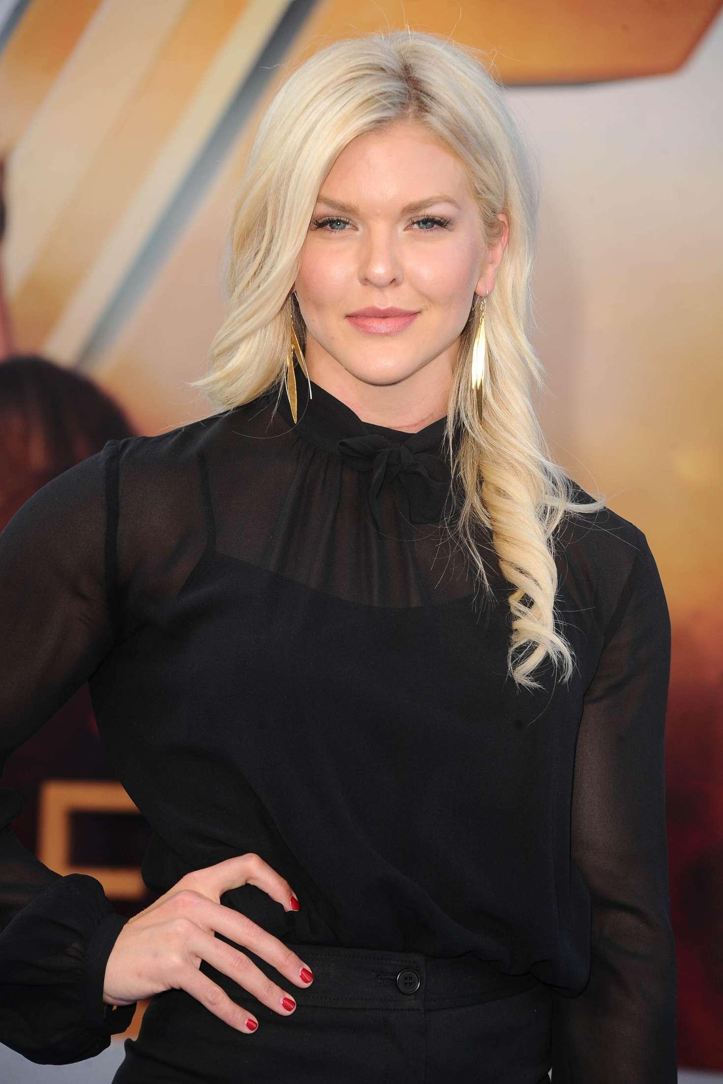 Brooke Ence: Wonder Woman Premiere in Los Angeles -34