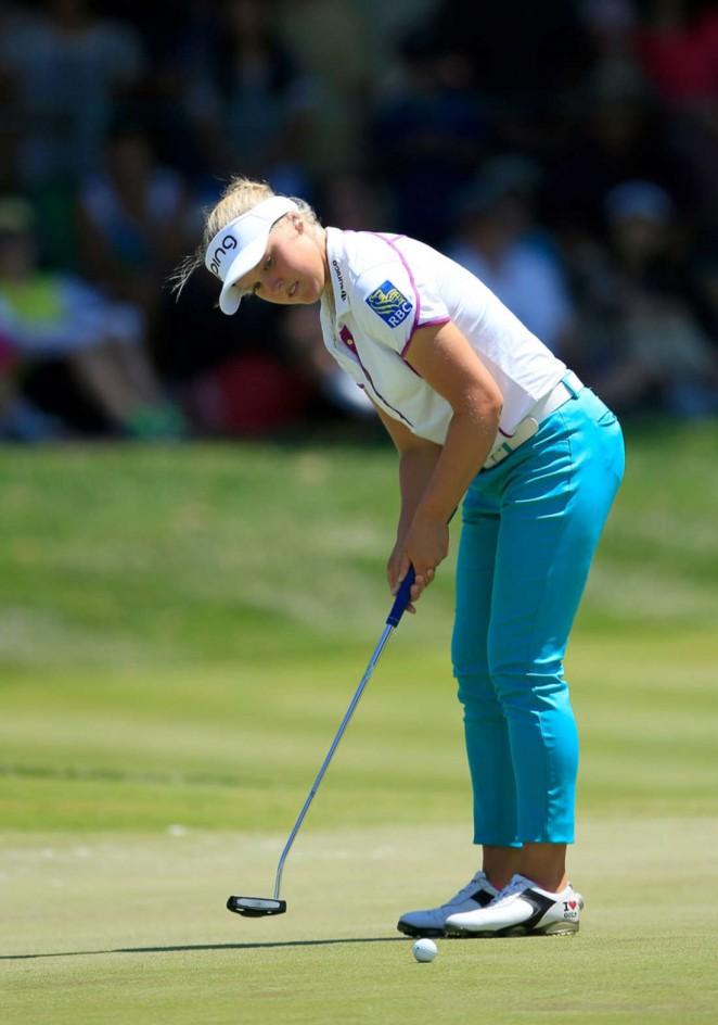 Brooke Henderson - 2015 KPMG Women's PGA Championship in Harrison