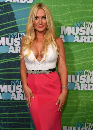 Brooke Hogan - 2015 CMT Music Awards in Nashville