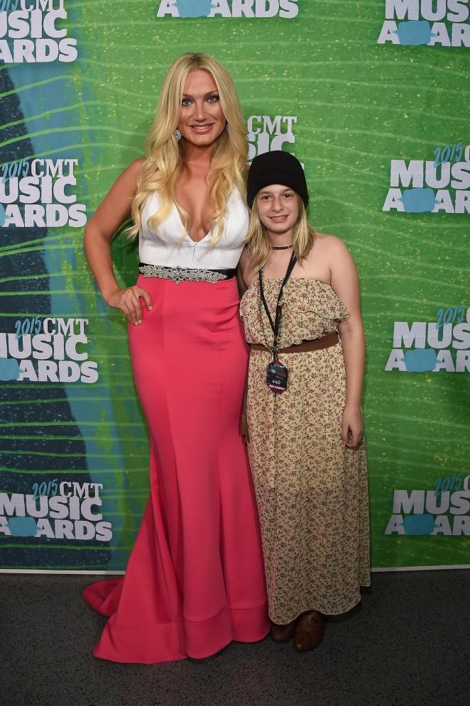 Brooke Hogan: 2015 CMT Music Awards -04
