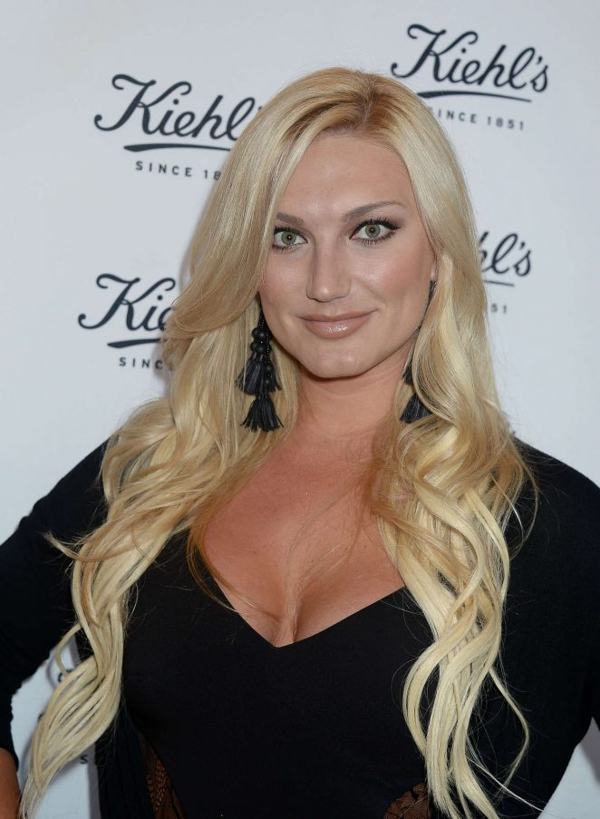 Brooke Hogan - Kiehl's LifeRide For The Ovarian Cancer Research Fund Alliance in LA