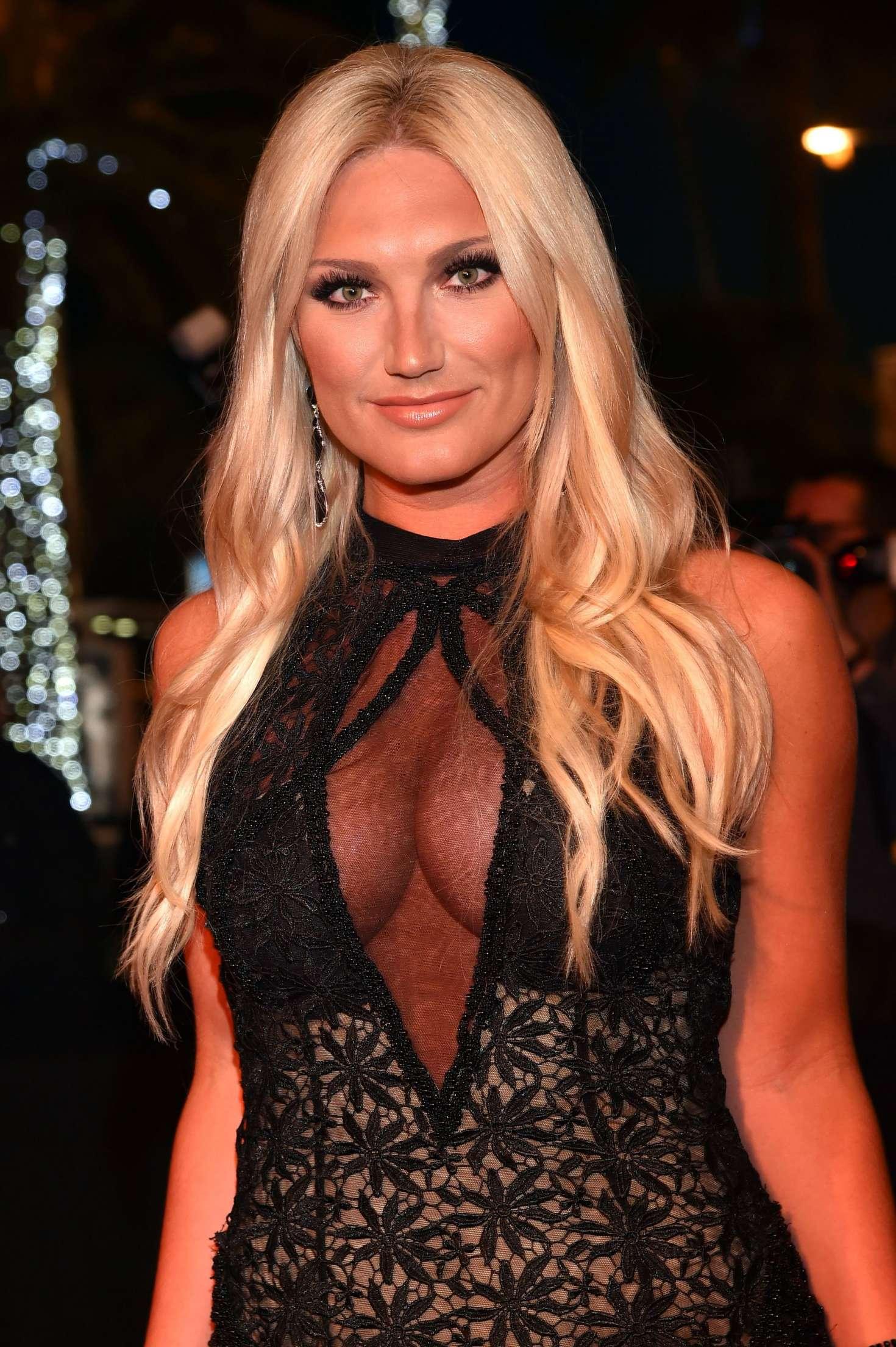 Brooke Hogan - MIPTV 2017 Gala in Cannes