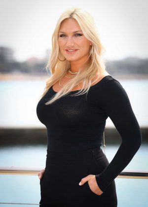 Brooke Hogan - The Fashion Hero Photocall at MIPTV in Cannes