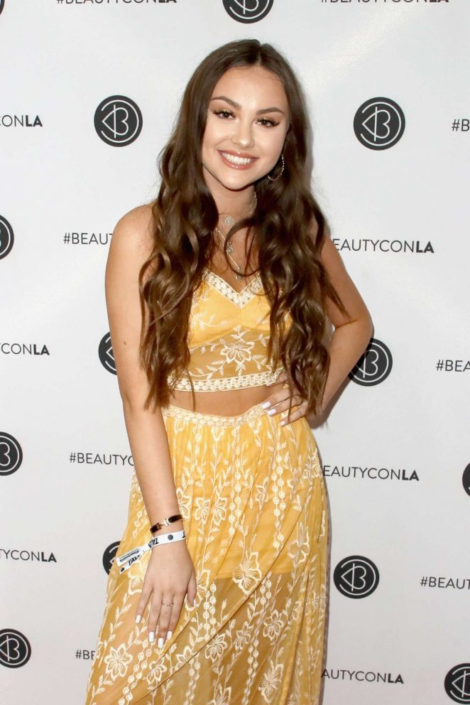 Brooke Kier - Beautycon Festival Day 1 in Los Angeles