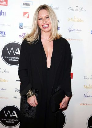 Brooke Kinsella - 2018 Whatsonstage Awards in London