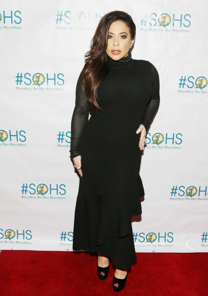 Brooke Lewis - 2018 Women's Image Awards in Los Angeles