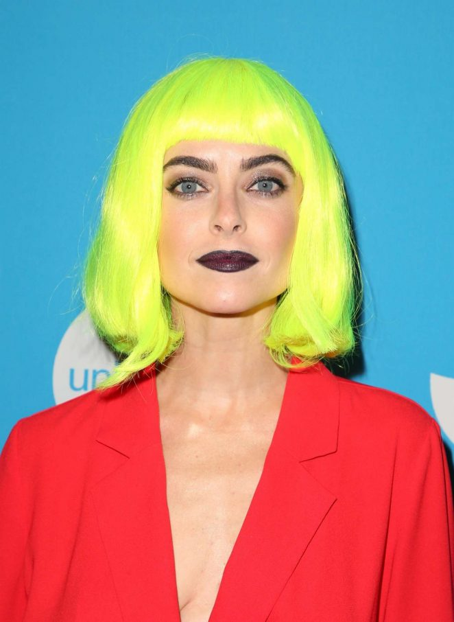 Brooke Lyons 2018 : Brooke Lyons: UNICEF Masquerade Ball 2018 -08