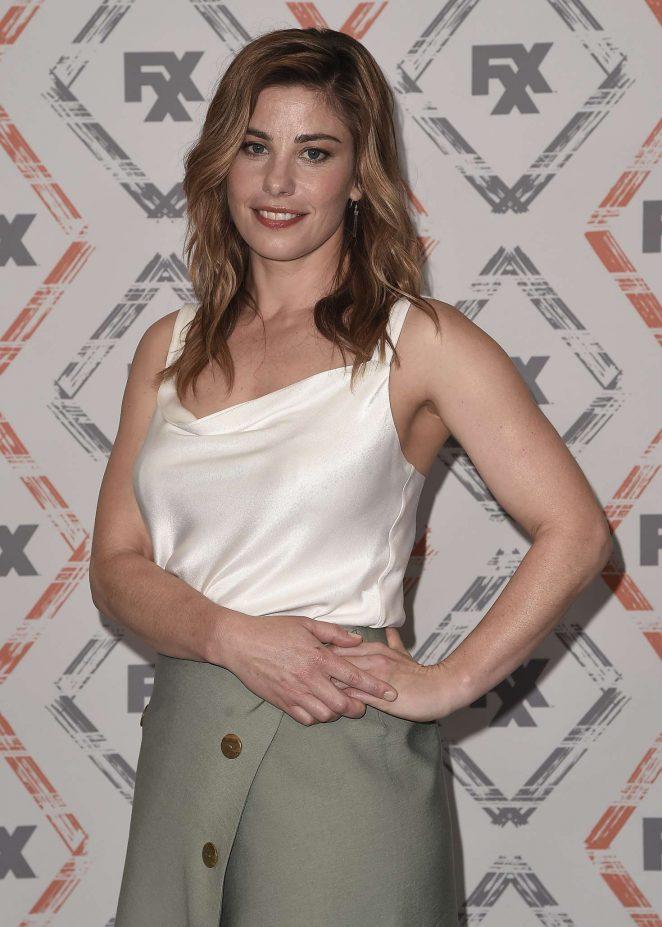Brooke Satchwell - FX Networks Starwalk at 2018 TCA Summer Press Tour in LA