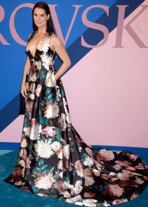Brooke Shields - 2017 CFDA Fashion Awards in New York