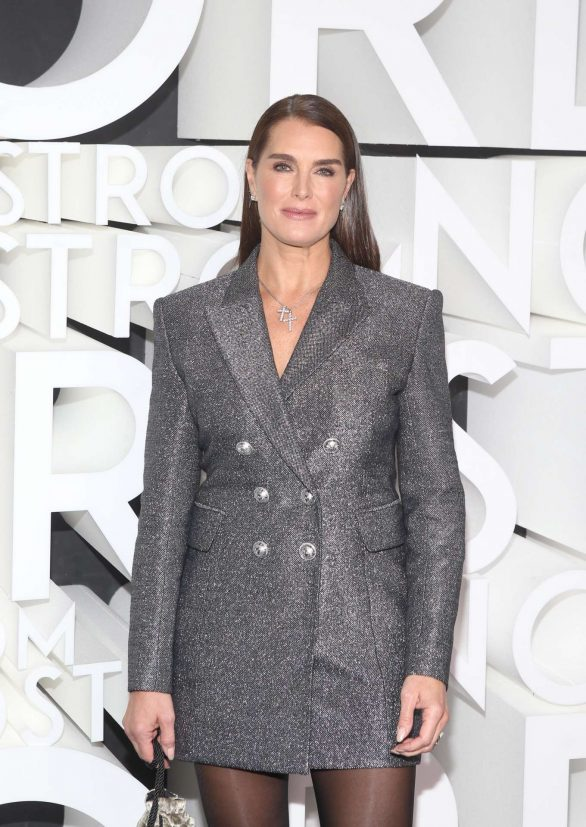 Brooke Shields - Nordstrom Grand Opening in New York City