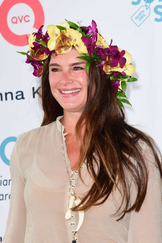 Brooke Shields - OCRFA 19th Annual Super Saturday in New York