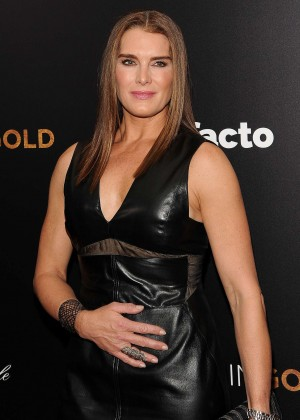"Brooke Shields - ""Woman In Gold"" Prwemiere in New York"