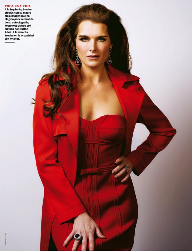 Brooke Shields - Xl Semanal Spain Magazine (January 2015)