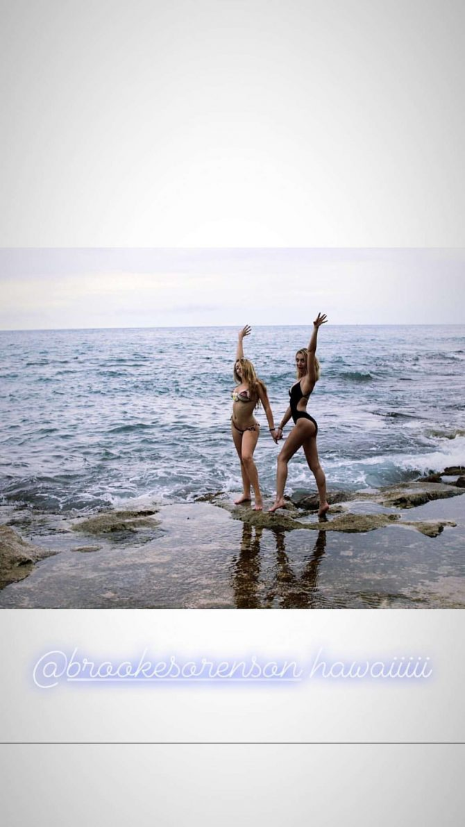 Brooke Sorenson – Social Media Pics