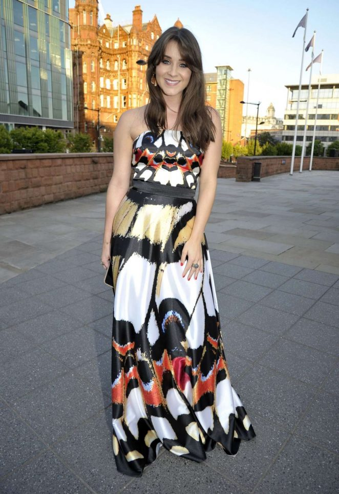 Brooke Vincent - 2018 Eddie Stowbart Charity Ball In Manchester