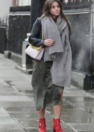 Brooke Vincent - Leaves Crystal Clear Medical Clinic in Liverpool