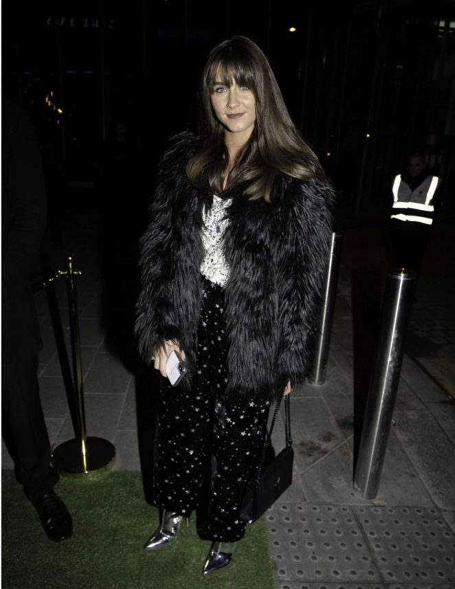 Brooke Vincent - The Ivy Spinningfield's VIP Launch Party in Manchester