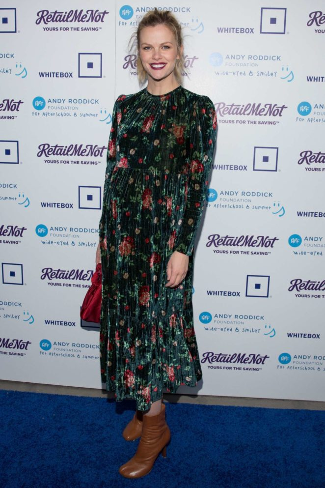 Brooklyn Decker - 12th Annual Andy Roddick Foundation Gala in Austin