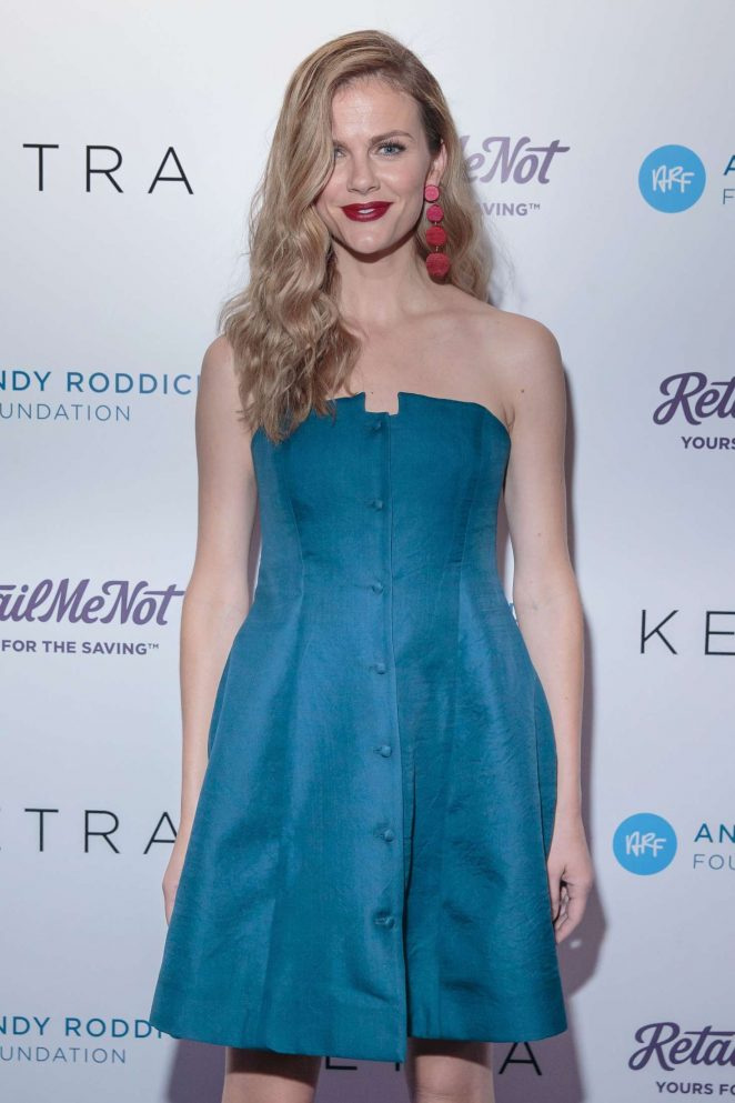Brooklyn Decker - Andy Roddick Foundation Gala in Austin