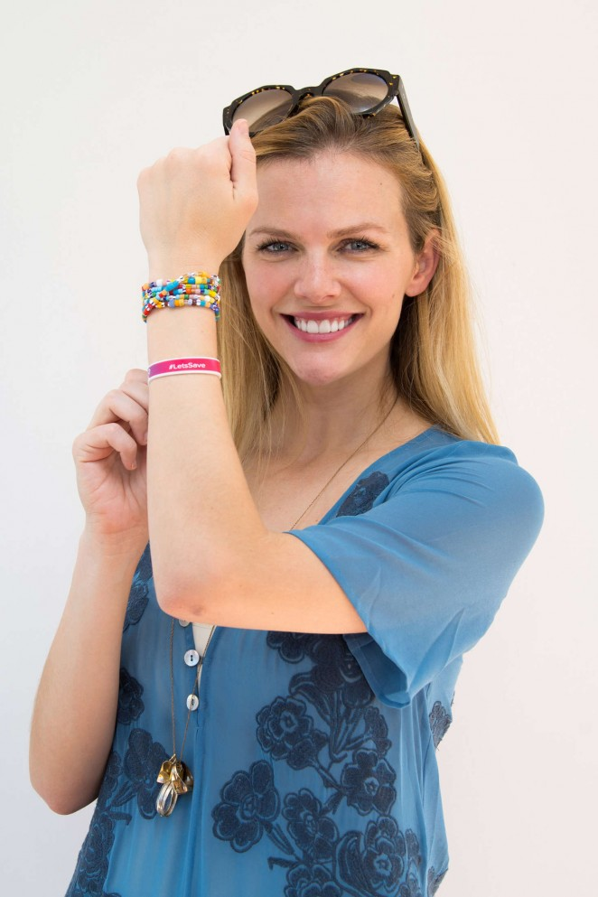 Brooklyn Decker at COOL EFFECT's #LetsSave Mobile Event at 2016 SXSW in Austin