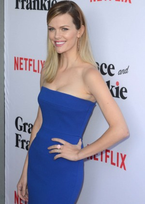 Brooklyn Decker - 'Grace and Frankie' Season 2 Premiere in Los Angeles