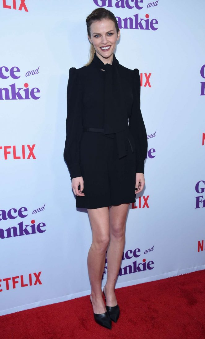 Brooklyn Decker - 'Grace and Frankie' Season 3 Premiere in Los Angeles