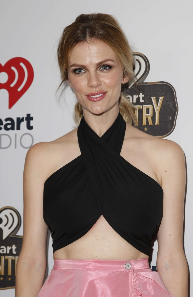 Brooklyn Decker - iHeart Country Radio Music Festival 2016 in Austin