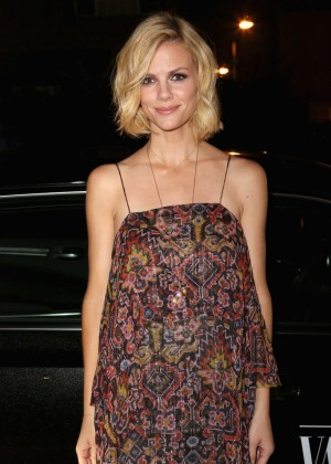 Brooklyn Decker - 2015 Vanity Fair and FIAT Celebration of Young Hollywood in LA