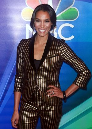 Brooklyn Sudano - NBC Mid Season Press Day in New York