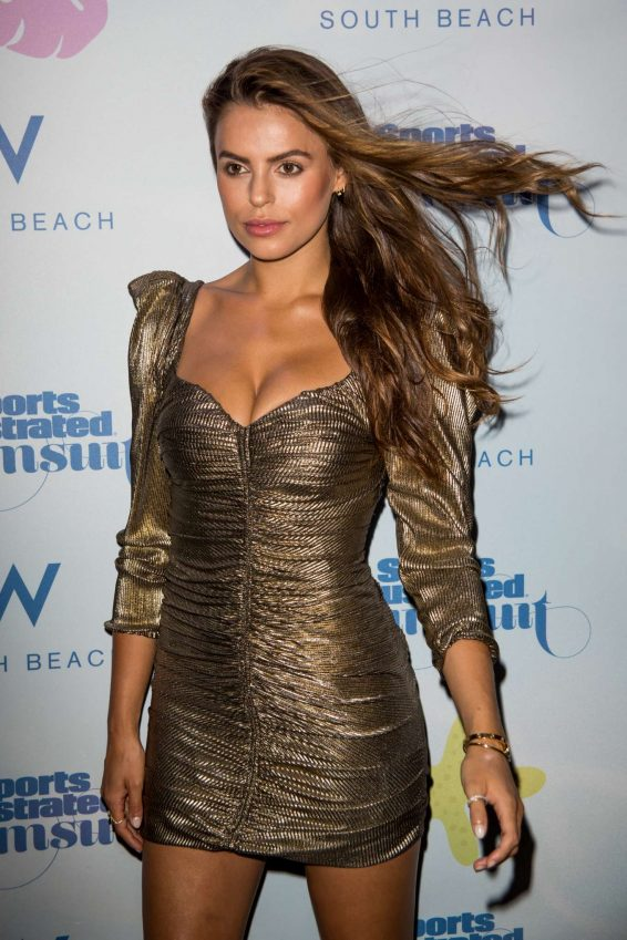 Brooks Nader - 2019 Sports Illustrated Swimsuit Show in Miami
