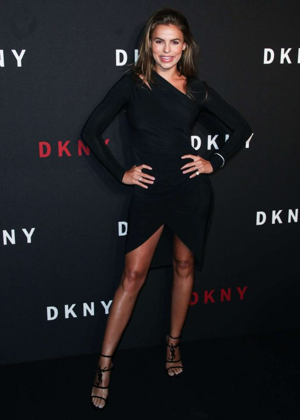 Brooks Nader - 30th anniversary of DKNY Party in NYC