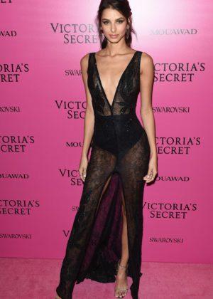 Bruna Lirio - 2017 Victoria's Secret Fashion Show After Party in Shanghai