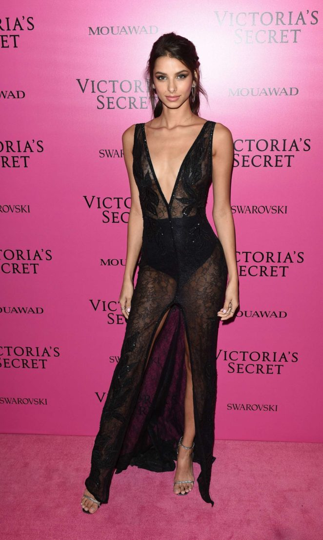 Bruna Lirio - 2017 Victoria's Secret Fashion Show After Party in Shanghai