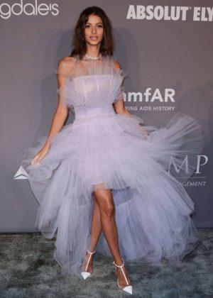 Bruna Lirio - 2018 amfAR Gala in New York